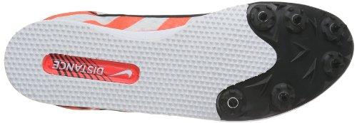 Nike Zoom Rival D 8 616310 Unisex-Erwachsene Leichtathletikschuhe Rot (Atomic Red/White/Dark Charcoal)