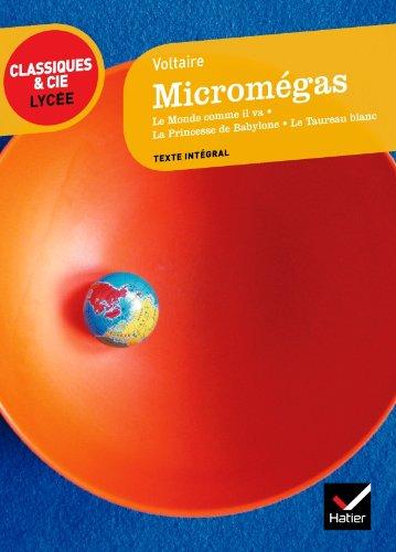 Micromgas et autres contes