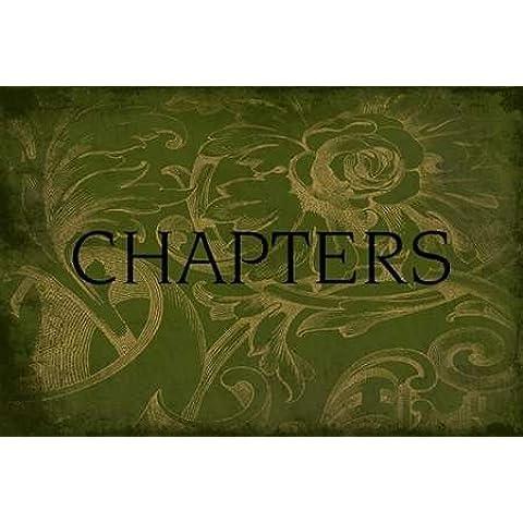 Capítulos de color gris, Jace - impresión de la bella arte disponibles sobre tela y papel, lona, SMALL (18.5 x 12.5 Inches