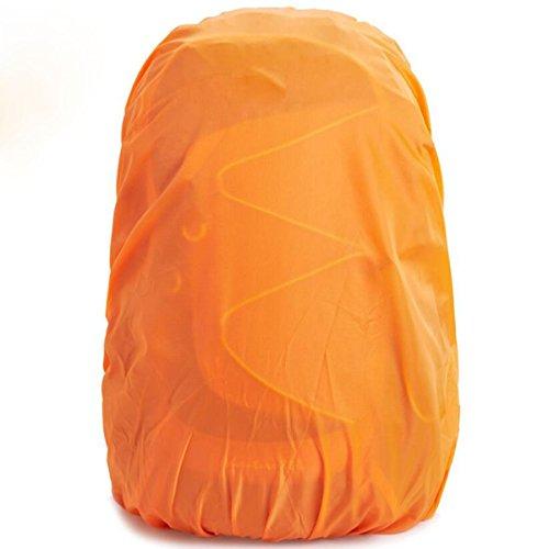 Ultra Leichte Reißen Und Wasserabweisende Nylon Handy Rucksack Tasche Wandern Dayback Bag,Green Blue