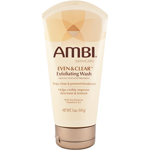 ambi-even-clear-exfoliating-wash-5oz
