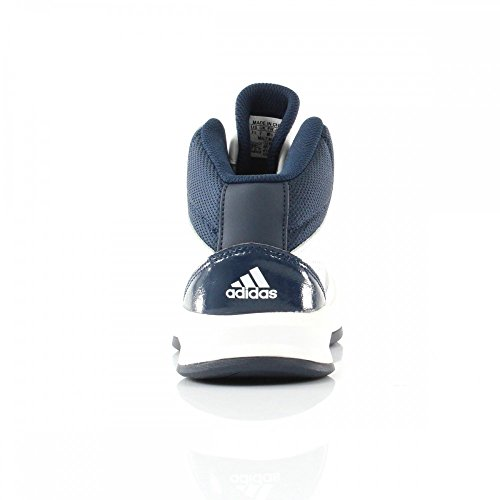 adidas Isolation, Chaussures de basketball homme Blanc