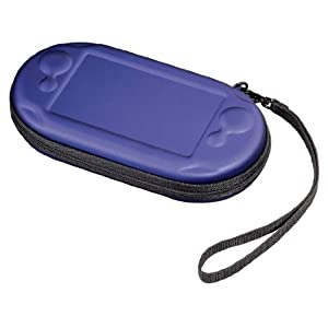 Hama EVA-Tasche Start Up für PS Vita, Vita Slim (2000er Serie) blau