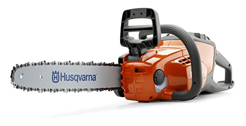 Husqvarna Akku-Kettensäge 120i + Akku + QC80