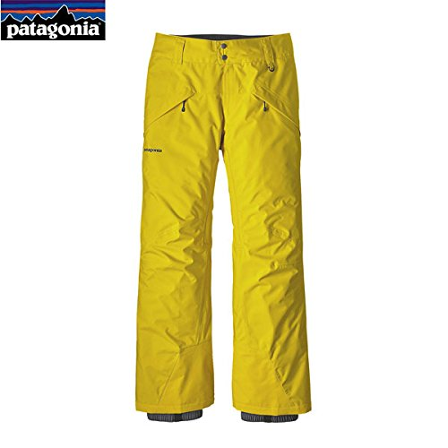 Patagonia Snowshot Pant - Regular Yosemite Yellow Gr. M