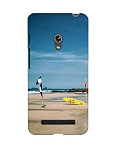 Mobifry Back case cover for Asus Zenfone 5 A500CG Mobile ( Printed design)