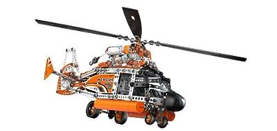 Meccano 868210 - Juego de construcción helicóptero Evolution por Meccano