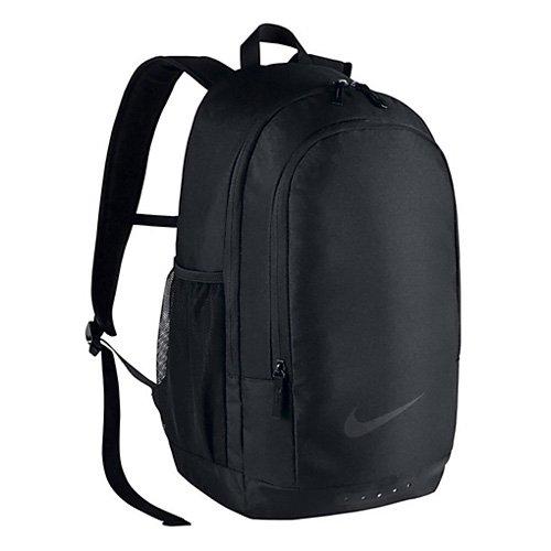 Nike NK Acdmy Bkpk, Sac à Dos de Football Mixte Adulte, Noir Black/Anthracite, 15x24x45 Centimeters (W x H x L)