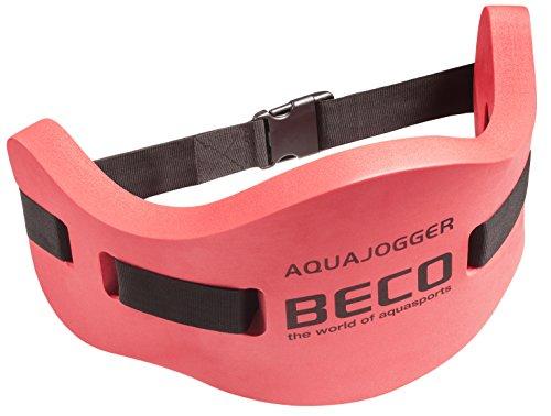 BECO Aqua Jogging Gürtel Runner Red Deluxe Edition - Gr. L - bis 120 kg