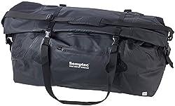 Semptec Urban Survival Technology wasserdichte Tasche: wasserdichte XXL-Profi-Outdoor- und Reisetasche aus LKW-Plane, 110 l (Wasserdichter Rucksack)