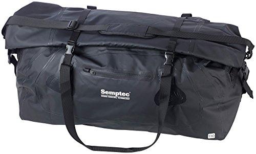 Semptec Urban Survival Technology Tasche: wasserdichte XXL-Profi-Outdoor- und Reisetasche aus LKW-Plane, 110 l (Duffle Bag)