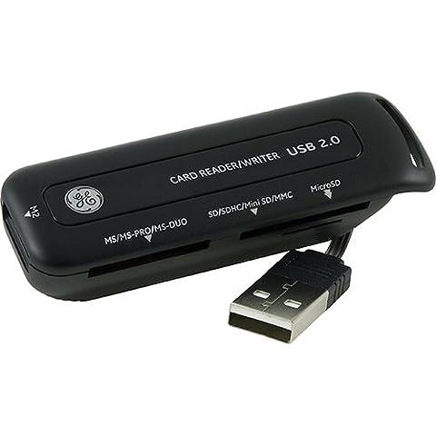 JASCO PRODUCTS COMPANY USB Slim Card Reader