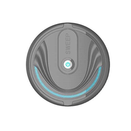 Teppich-reiniger Aufrecht Vakuum (Haludock Smart Robot Vakuum Reiniger Auto Fußbodenreinigung Spielzeug Sweeping Unteräuschen-Geräusche-IntelligentAutomatische Sense Smart Electrostatic Clean Dormitory Home Smart Sweeper)