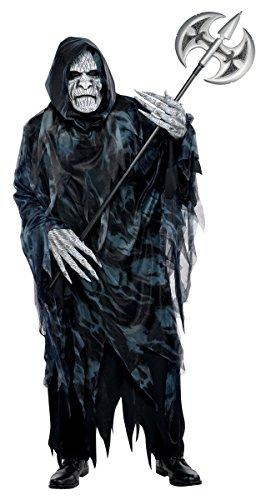 amscan - 844223-55 - Déguisement Halloween - Homme - Bourreau des Ténèbres - Taille M/l