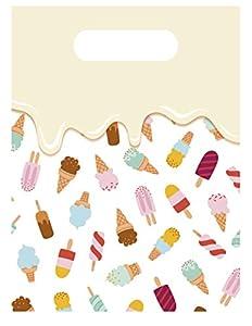 Generique PR89401 - Lote de 6 bolsas de regalo para la pasión helada, talla única, multicolor