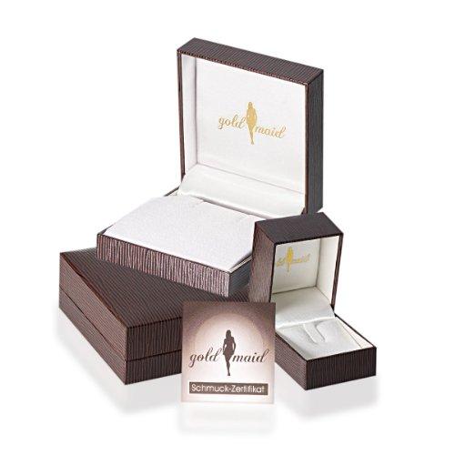 Goldmaid Damen-Ring 9 Karat (375) Weißgold Pe R3601WG375 - 2
