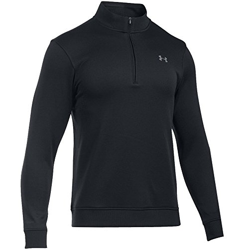 """NEW 2017"" UNDER ARMOUR COLDGEAR® STORM THERMAL 1/4 ZIP FLEECE LINED GOLF JUMPER"