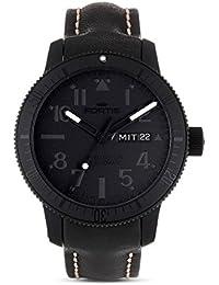 Fortis B-42 Pitch FECHA automático edición limitada/día negro 647.28.81 L01
