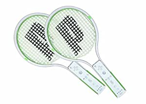2 raquettes de tennis Wii Prince