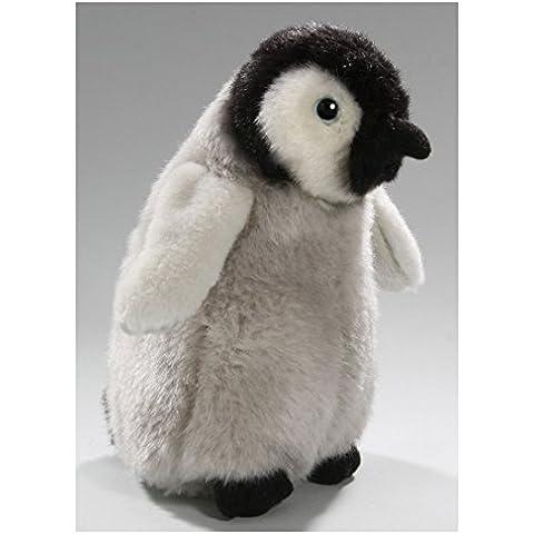 Peluche - Pingüino del bebé de pie (felpa, 17cm) [Juguete]