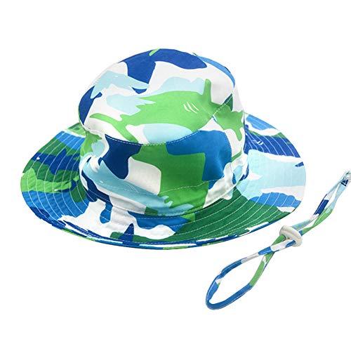 Happy Cherry - Sombrero Infantil Verano Protección