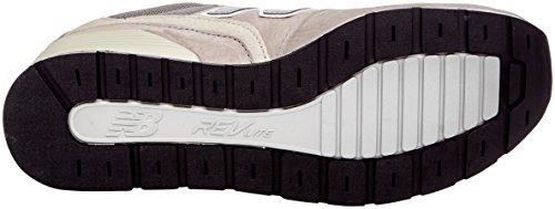 New Balance Revlite 996, Calzado De Gimnasia Para Hombre Gris (gris)