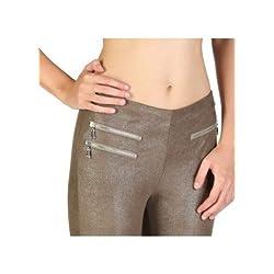 GUESS Pantalone W74B05W9540 Mujer Color Marr n Talla L