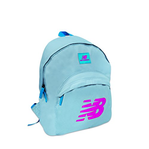 New Balance Explosion Mochila Tipo Casual, 46 cm, 19 Litros, Gris