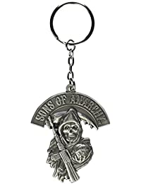 Sons of Anarchy Grim Reaper Logo Metal porte-clés