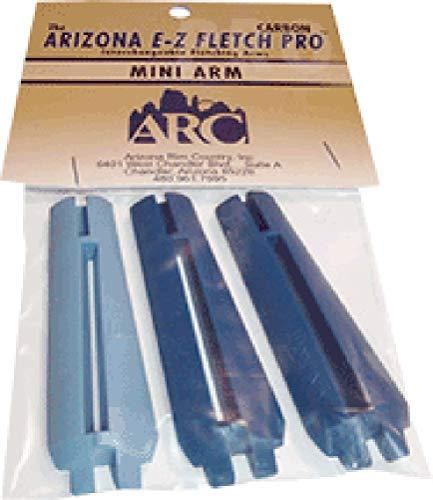 Carbon Mini EZ Fletch Arms