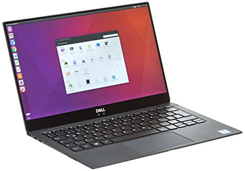 DELL XPS 13 9370 Touch Laptop i5-8250U SSD 4K UHD ohne Windows (Laptop Dell I5 Touch)