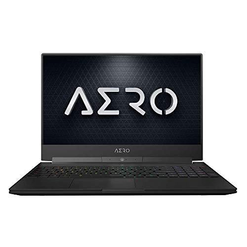 Gigabyte AERO 15-X9 i9 15.6 inch IPS SSD Black