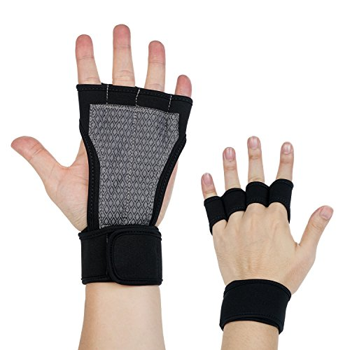 AntiSlip Weight Lifting – Weight Lifting Gloves