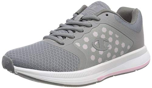 Champion Low Cut Shoe Lyte Mesh, Scarpe da Trail Running Donna, Grigio (Gary Es501), 39 EU
