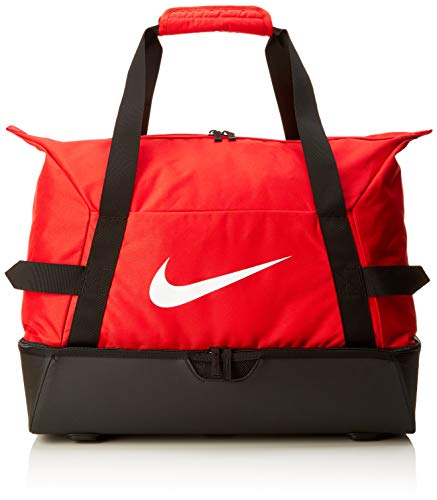 Nike NK ACDMY Team L HDCS Gym Duffel Bag, University red/Black/(White), MISC