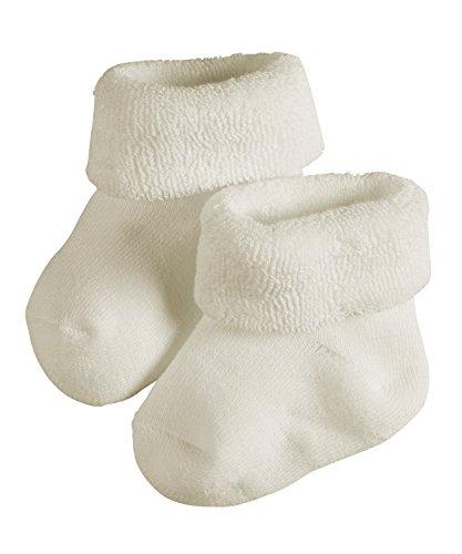 FALKE Erstling Baby Socken offwhite (2040) 62-68 aus kuschelweicher Baumwolle