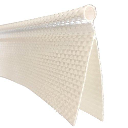 Kederband für Vorzelte und Markisen, 4 mm, gedoppelt, robuster PVC-Kern
