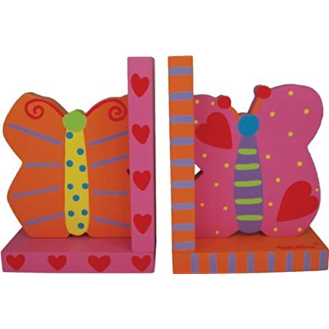 Tatutina Bookends- Butterfly by