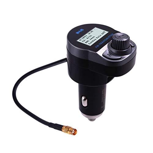 Vosarea Auto DAB Empfänger Adapter Mit Bluetooth Universal Auto Radio Tuner Freisprechen Digitaler Radioempfänger FM Transmitter Universal-digital-fm-transmitter