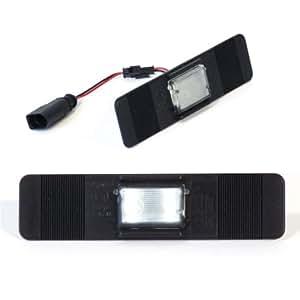 Devil Eyes 610770 LED Kennzeichenbeleuchtung ECE R4 geprüft und Eintragungsfrei