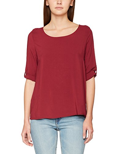 Only, Blouse Femme Rouge (Sun-dried Tomato)