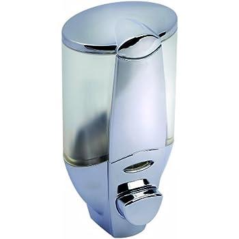Distributeur de savon design vera pour savon liquide shampoing gel douche et cr me hydratante - Distributeur de gel douche mural ...