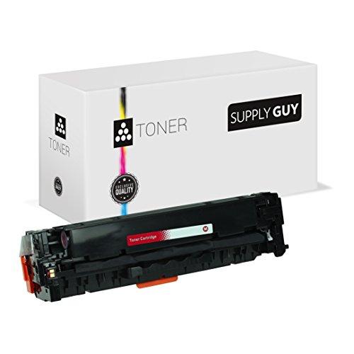 Toner kompatibel zu HP 305A CE413A Magenta passend für LaserJet Pro 400 color M-451nw M-475dn M-475dw M-451dw M-451dn 300 color M-351a M-375nw