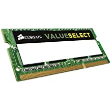 Corsair CMSO8GX3M1C1600C11 Value Select Memoria da 8 GB (1x8 GB),