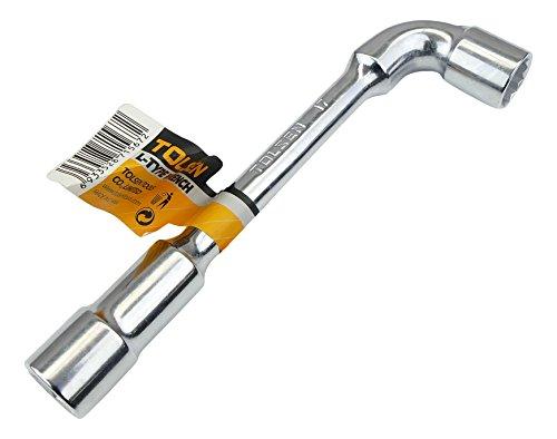 Tolsen pn18011618200172847-Rohr-Maulschlüssel 17mm
