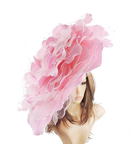 Hats By Cressida Damen Sonnenhut Pink Rose Einheitsgröße