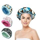 Bonnet Chauffant pour soins capillaires, Ebell's Paris,100% naturel aux graines de lin, micro-ondable, soins cheveux secs et abîmés, tous types et textures de cheveux