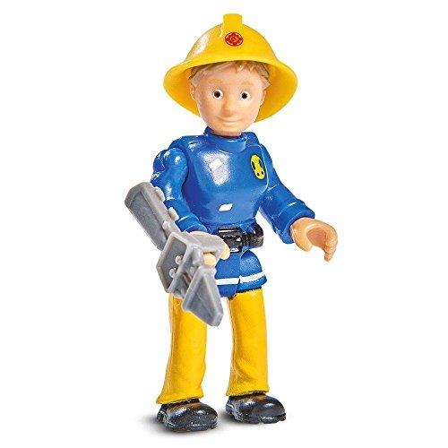 Feuerwehrmann Sam - Spiel Figur mit Zubehör im Ei - zur Auswahl, Figur:Penny