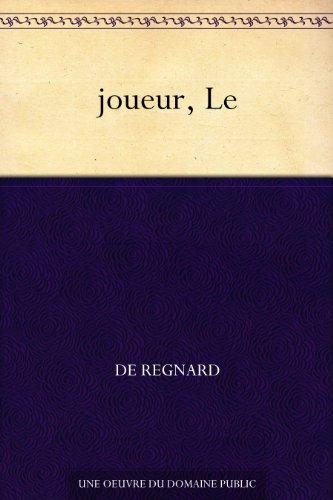Couverture du livre joueur, Le