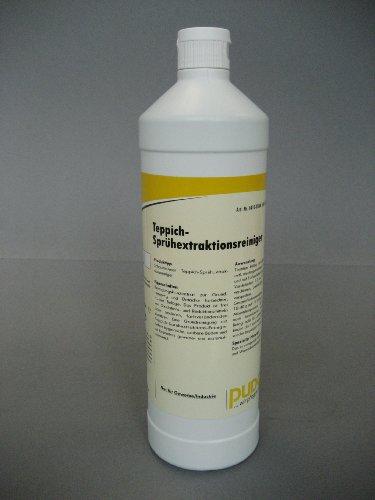Pudol Teppich Sprühextraktionsreiniger (1,0 Liter), Grundpreis 5,90 Euro/Liter